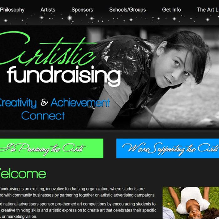 Artistic Fundraising